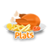 Index des plats